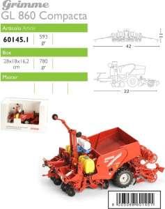 Kartoffelegemaschine GL860