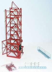 Turm-Kletterstück -lenght 20 cm- in rot für Art. 171-00013 Potain