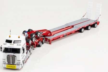K200 tractor + Drake trailer Higgs Heavy Haulage