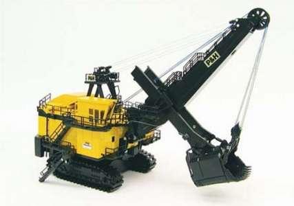 4100XPB mit Kohleschaufel