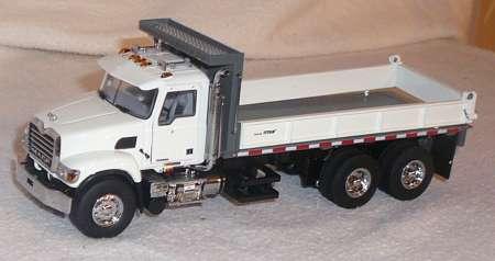 Granite Flatbed Truck
