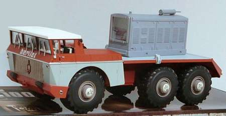 T100 N°4 rot /grau 1959 limitierte Auflage 1959