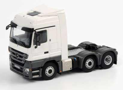 Actros MP3 6x2 LH-cabine Mega Space
