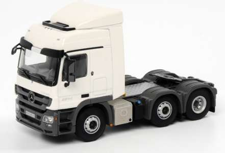 Actros MP3 6x2 L-cabine