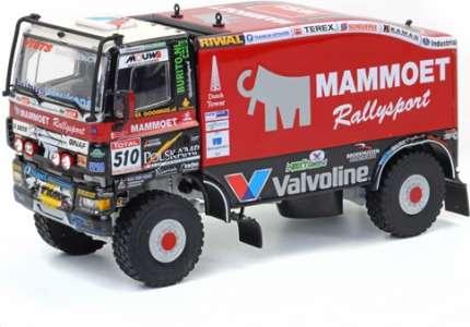Rally truck 2013
