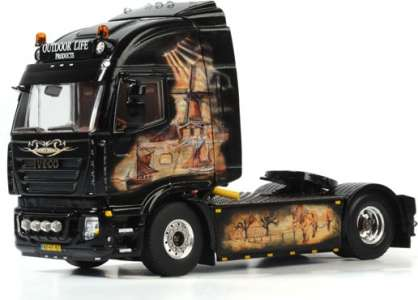 Stralis AS2 Showtruck