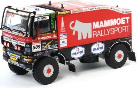 X 2222  Dakar Truck 2014