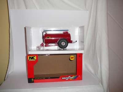 NC Engineering NC 2500 Manure Barrel -Feld-