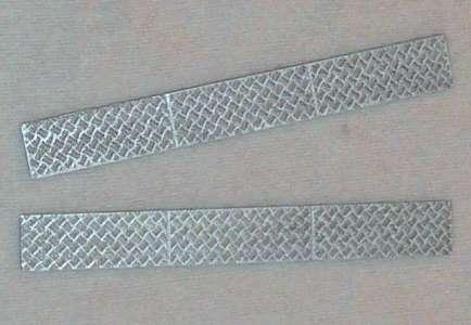 zwei Laufgitter für Scheuerle Module aus Metall 9 x 1,1cm 269, 361, 659, 749, 688, 689,1161