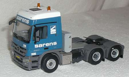 Actros 6x4 -231-
