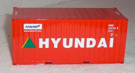 20 FT Container -Hyundai 460