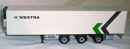 Kühlauflieger 3achs -Westra Transport - 127