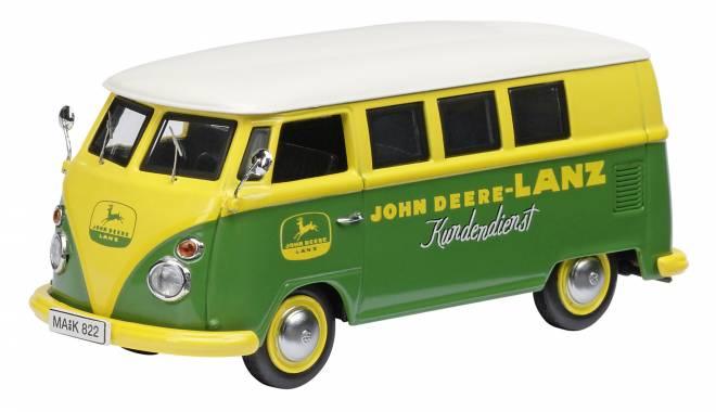 T1 -John Deere-Lanz- Kundendienst