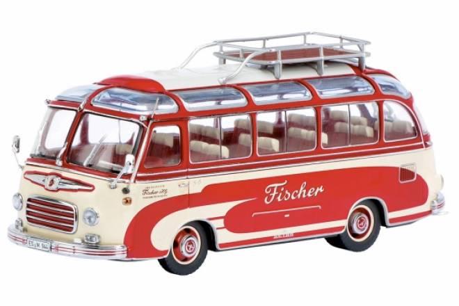 setra bus 1 18 s6 fischer dickie schuco 450034600. Black Bedroom Furniture Sets. Home Design Ideas