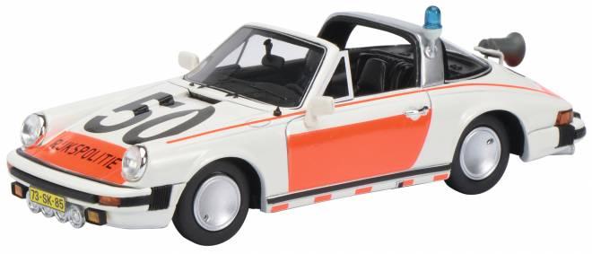 911 Targa von 1975, Rijkspolitie