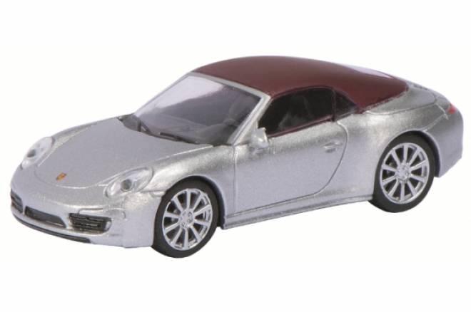 911 S (991) Cabrio Softtop