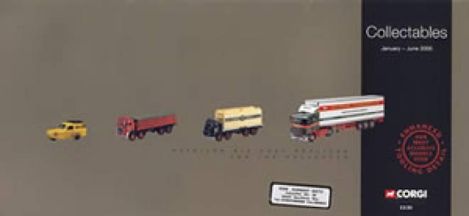 Katalog LKW Modelle Collectables Januar- Juni
