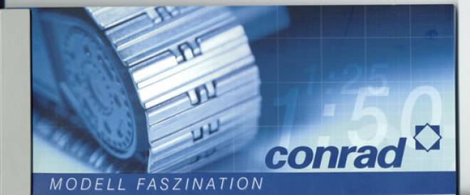 Conrad Katalog IV ab 2002 bis 2006