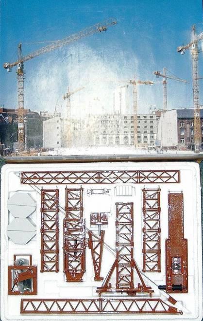 112EC-H mit Laufkatze (Wolf-Müller)  Eigenbau/Self-'s building -Werbemodell-