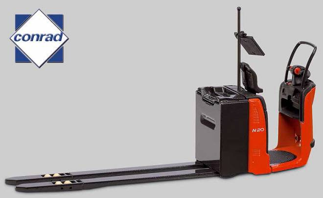 linde gabelstapler 1 25 kommissionierstapler n20 n24. Black Bedroom Furniture Sets. Home Design Ideas