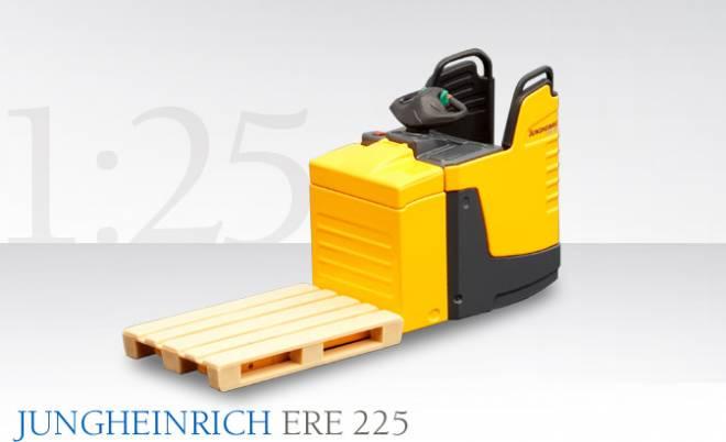 jungheinrich forklift 1 25 ere 225 conrad 2600 0. Black Bedroom Furniture Sets. Home Design Ideas