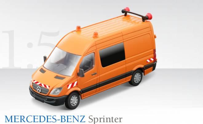 mercedes transporter 1 50 benz sprinter kommunal. Black Bedroom Furniture Sets. Home Design Ideas