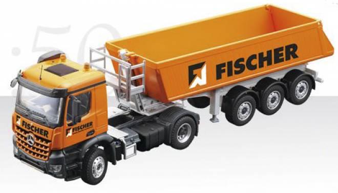 BENZ Arocs 2achs + 3achs  Schmitz-Cargobull