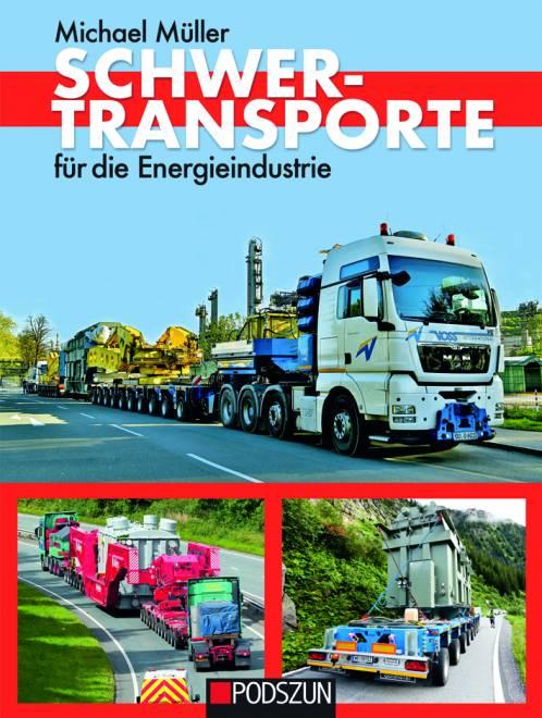 Schwertransporte für die Energieindustrie