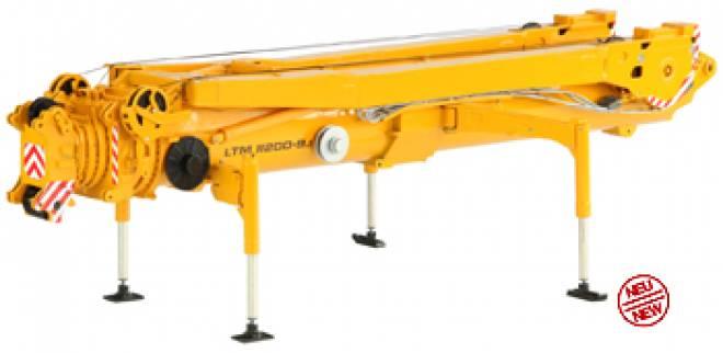 Teleskopausleger T7 für Autokran LTM 11200-9.1 als Ladung