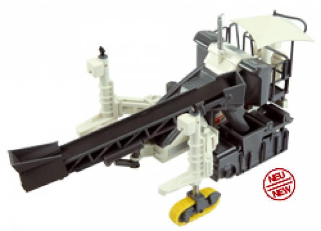 SP15 mit Förderband Gleitschalungsfertiger