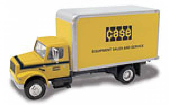 4900 Dry Goods van 'Case Equipment'