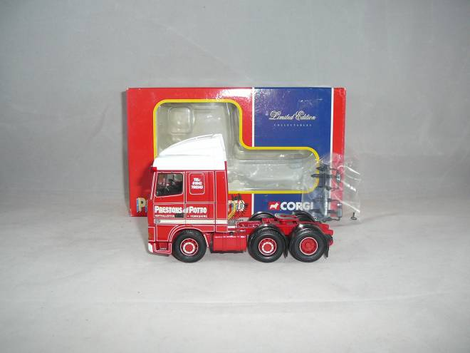 XF (Space Cab) tractor Unit - Prestons of Potto