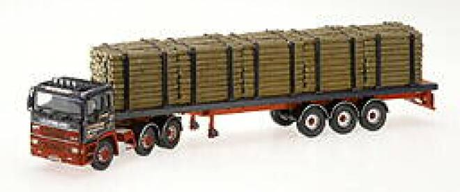 EC Series Log Trailer -A & J NElson Ltd-