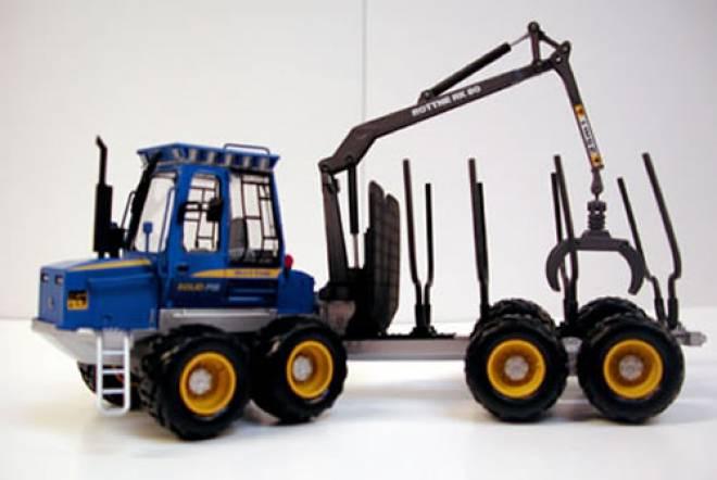 1 50 Rottne Solid F12 Forstmaschine Zur Holzbearbeitung
