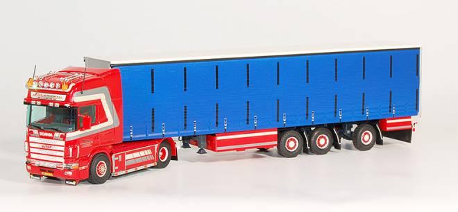 165L 450 V8 Topline mit