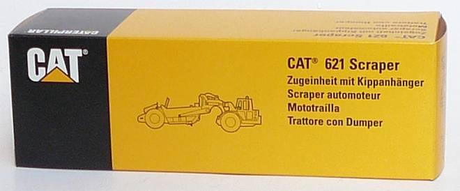 Leerkarton vom Cat Scraper 621