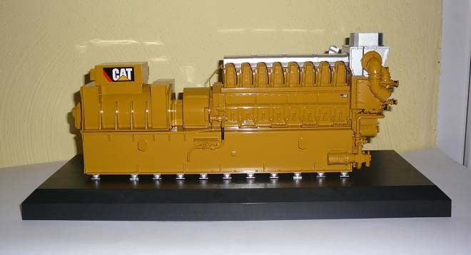 CG260-16 Gas Generator