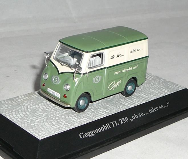 TL250 Kasten - Goggomobil-