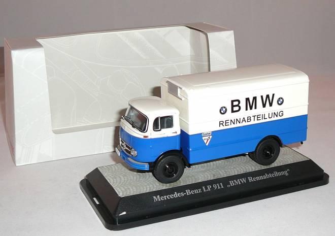LP911, BMW Rennabteilung