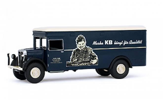 NAG Koffer- -BUB- in blau