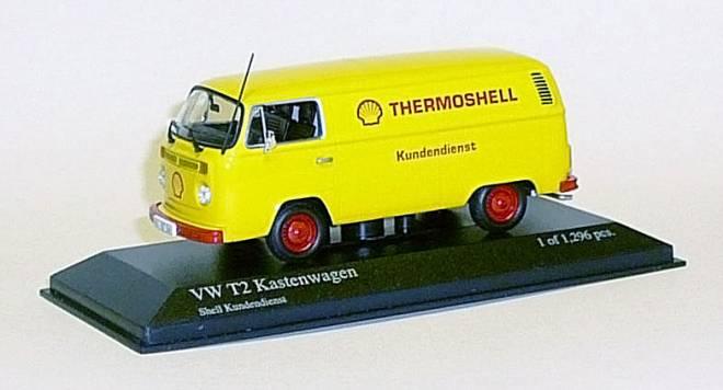 T2 1972 -SHELL Kundendienst-