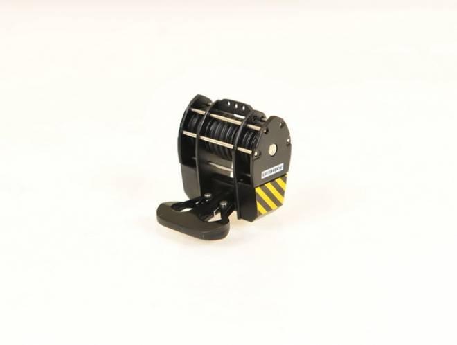 12 sheaves Black/Yellow 215 ton for LTM1350 / LTM1300/1 / LTM1200-5.1  / LTM1160/2
