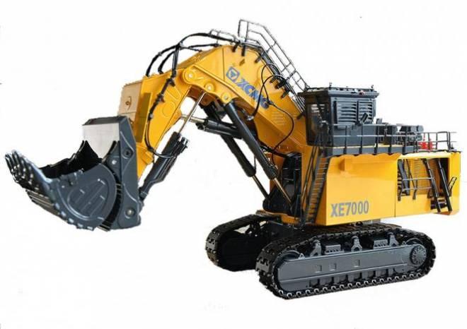 XE7000 mit Hochlöffel