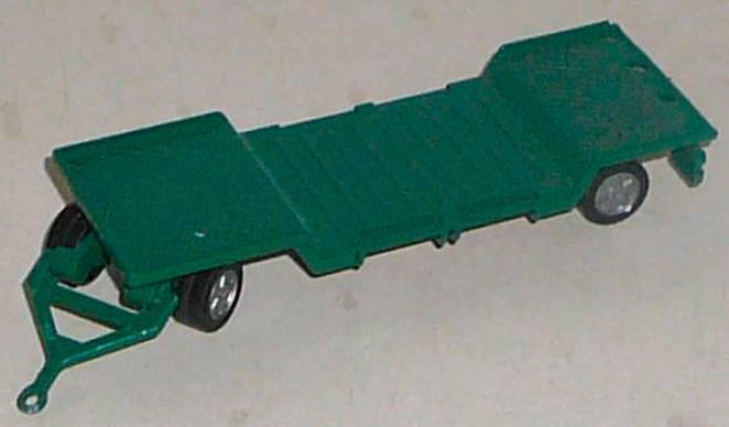 1:55: Nooteboom 2achs zum Anhängen in grün (ohne Karton/without box ...