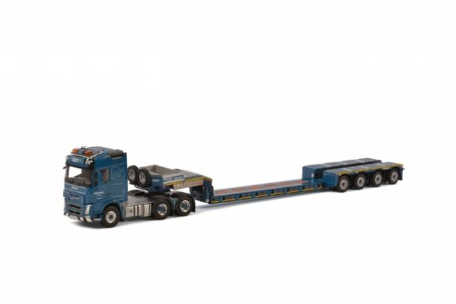 FH4 Globetrotter XL Nooteboom 4-axle EURO-PX