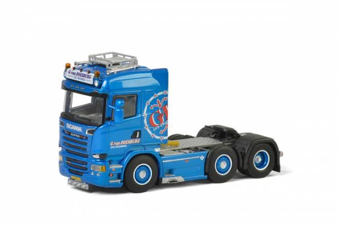 1:50: Scania R Streamline Highline Solo tractor 3-axle, WSI 01-2340