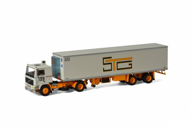 F10 Classic Reefer Trailer
