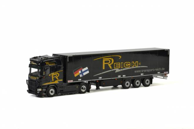 S Highline | CS20H Reefer Trailer - 3achs