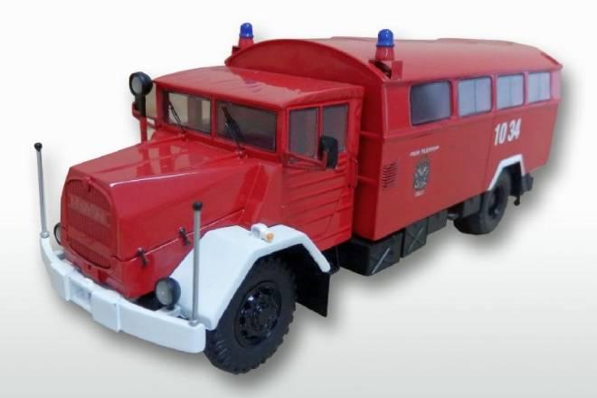 630 L 2 A  5-Tonner  BW Koffer Feuerwehr Celle mit Kofferaufbau