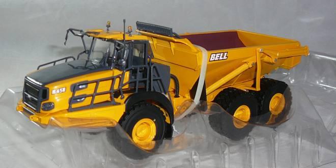 B45E Articulates Truck